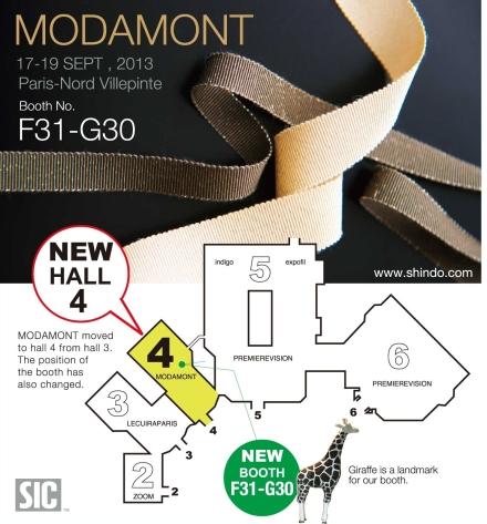 Invitation modamont